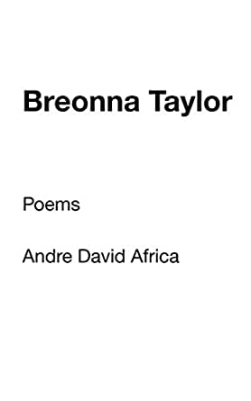 Amazon Com Breonna Taylor Ebook Africa Andre David Kindle Store