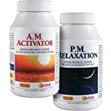 A.M. Activator and P.M. Relaxation Kit 180 Kit Review