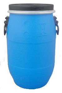 60 litre barrel drum keg open ring top container