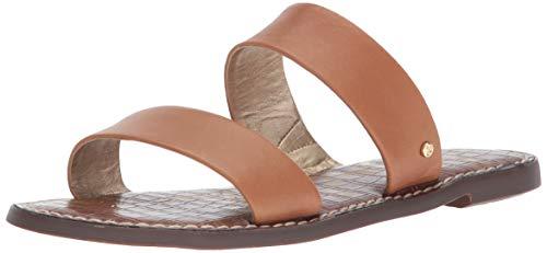 Sam Edelman Women's Gala Sandal, Saddle Leather, 8 M US