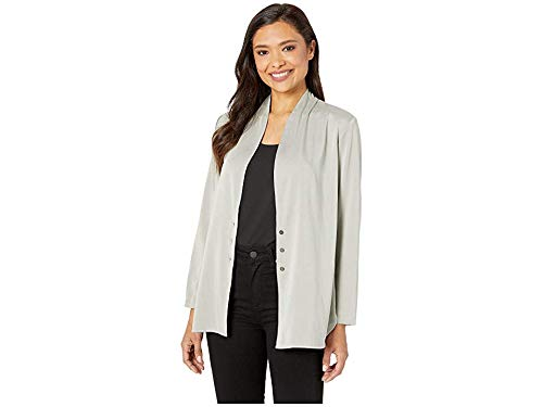- NIC+ZOE Women's Sleek Jacket Sage Medium