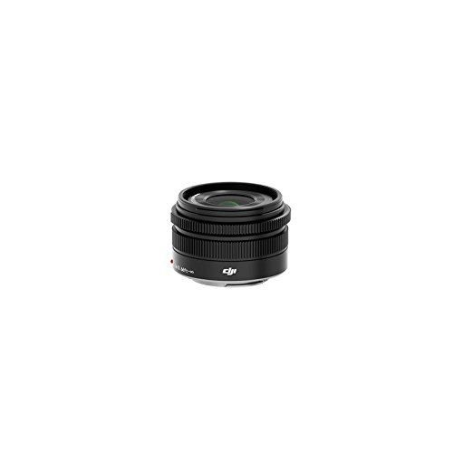 DJI 15mm f/1.7 MFT ASPH Prime Lens for Zenmuse X5 and X5R Ca