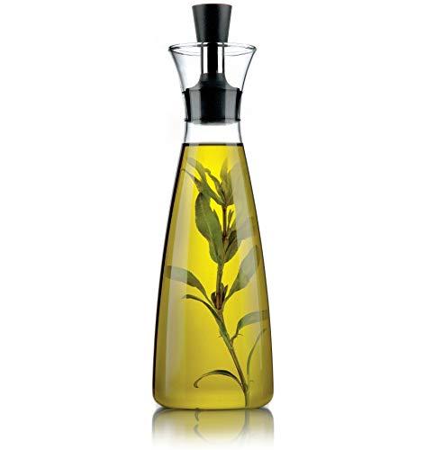 - Eva Solo Oil and Vinegar Carafe, Drip-Free, 1/2-Liter