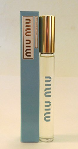 Miu Miu By Miu Miu Eau De Parfum Rollerball Rollon Perfume 10 Ml 0.33 Oz New in - Buy Miu Miu