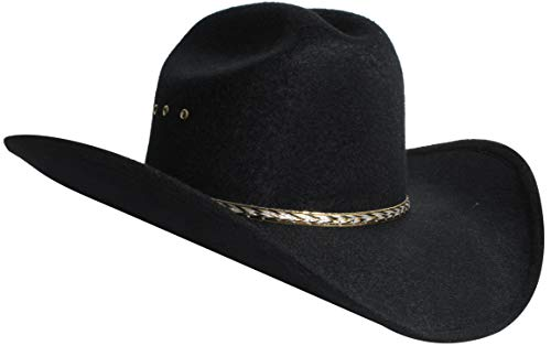 9ad5ffeea9c2f7 Western Felt Canvas Cowboy Hats for Men & Women (Many for sale Delivered  anywhere in