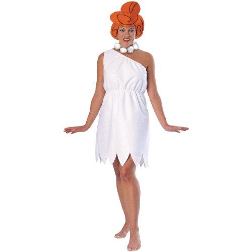Flintstone Wilma Costume Large (Wilma Flintstone Adult Costume -)