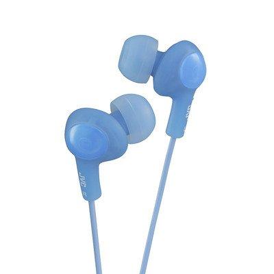 Blue JVC Gumy Plus Inner-Ear Earbuds ( 50 PACK ) BY NETCNA