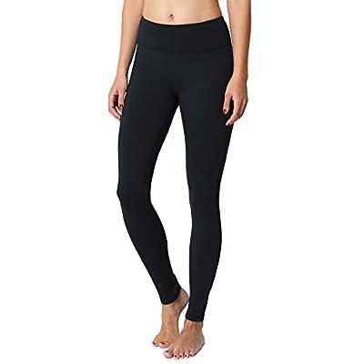 BALEAF Women's Fleece Lined Winter Leggings Thermal Yoga Pants Inner Pocket: Clothing