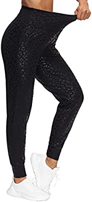 THE GYM PEOPLE Athletic Joggers for Women Sweatpants with Pockets Workout Tapered Lounge Yoga PantsWomen'