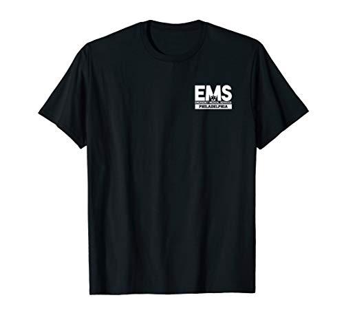 Philadelphia Pennsylvania EMS Paramedic EMT Uniform T-Shirt