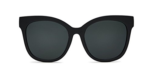 Quay Australia IT'S MY WAY Women's Sunglasses Oversized Cat Eye - Sunglasses Like