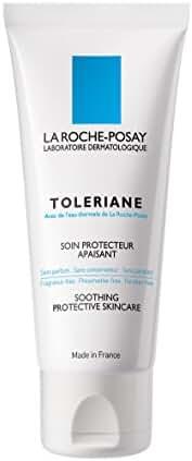 La Roche-Posay Toleriane Daily Soothing Moisturizer for Sensitive Skin , 1.35 Fl. OZ.