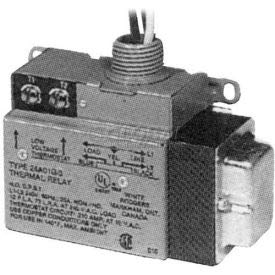 TPI Low Voltage Relay Single Switch Throw With Built-In Transformer 208V 24A05E1 by TPI