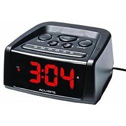 Acu-Rite Electric Alarm Clock