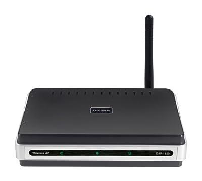 D-Link DAP-1150 Wireless G Access Point