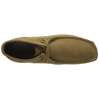 Clarks Men's Shacre Wallabee Boot Chukka 5