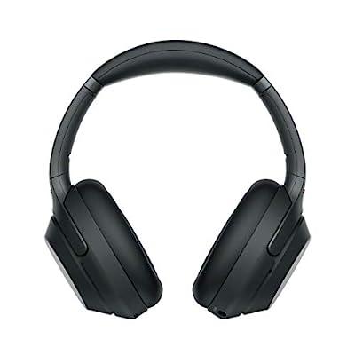 Sony WH-1000XM3 kabellose Bluetooth Noise Cancelling Kopfhörer (30h Akku, Touch Sensor, Headphones Connect App…