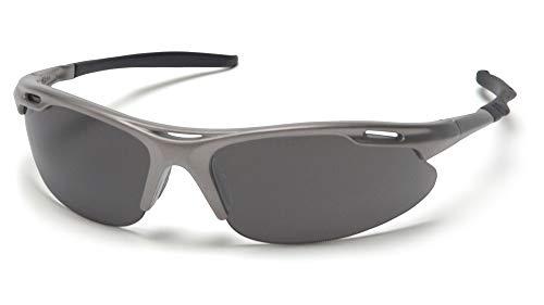 (Pyramex Safety Avante Eyewear, Gun Metal Frame, Gray Lens)