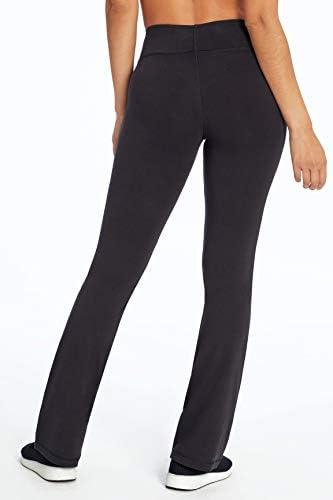 Bally Total Fitness - Pantalón de Control de Barriga para Mujer, 81 cm 5
