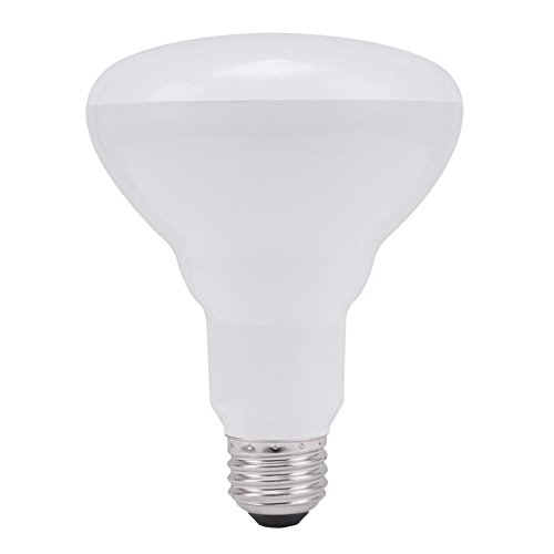 GE Classic 6-Pack 65 W Equivalent Dimmable Daylight R30 LED Light Fixture Light Bulb