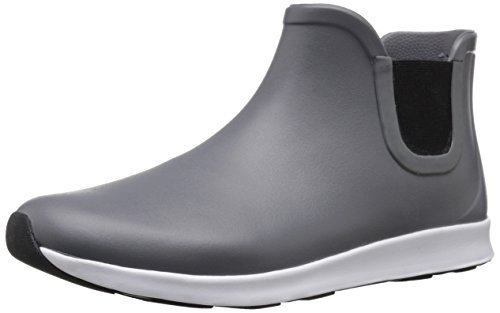 Native Shoes Unisex Apollo Rain Dublin Grey/Shell White/Jiffy Black Rubber...