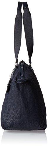 Basket Elaine main portés Kipling Shimmer Noir Sacs BFKfqy4R