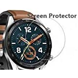 Tuta temperd Huawei Watch GT Unbreakable Flexible Anti Shock and Hammer Proof Screen Protector Tempered Glass