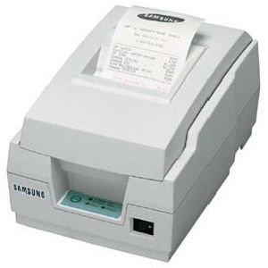 Samsung Kps SRP270A Impact Receipt Printer Serial Ivory