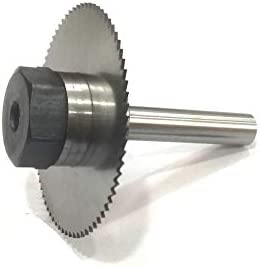 "SLITTING SAW HOLDER Shank Size: 10 mm /& 3//8/"" STRAIGHT SHANK"