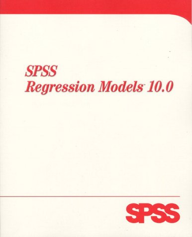 SPSS  10.0 Regression Models