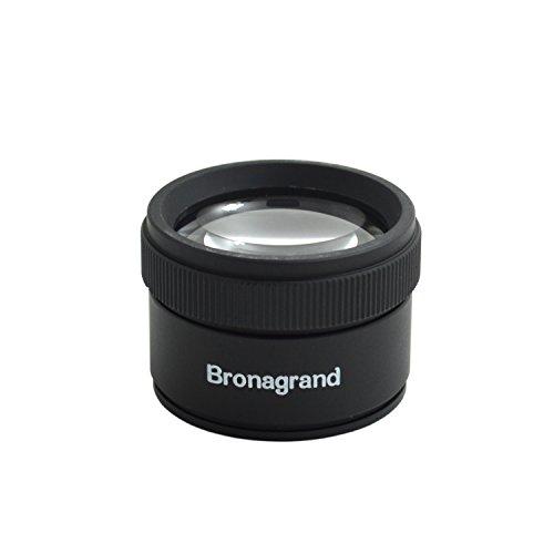 BronaGrand 30x36mm Jeweler Optics Loupes Magnifier Loop Microscope Magnifying Glass - Glasses Loop
