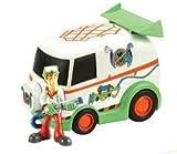 Scooby Doo MYSTERY MATES Ghosthunter Van & Shaggy