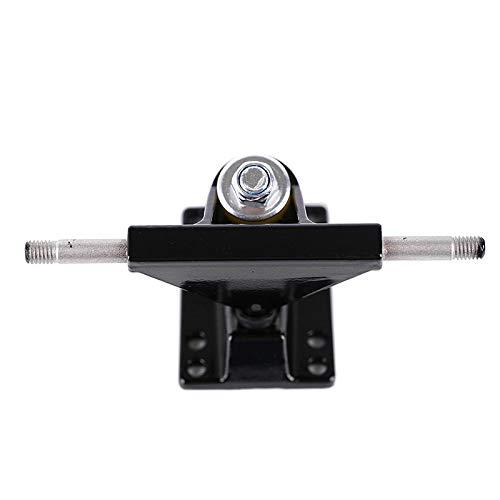 Eprocool Fish Skateboard Trucks Aluminium Alloy (2pcs) (Black, 3 inches)