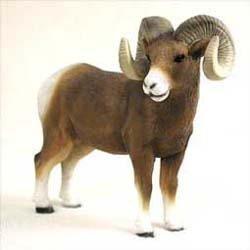 Big Horn Sheep Figurine