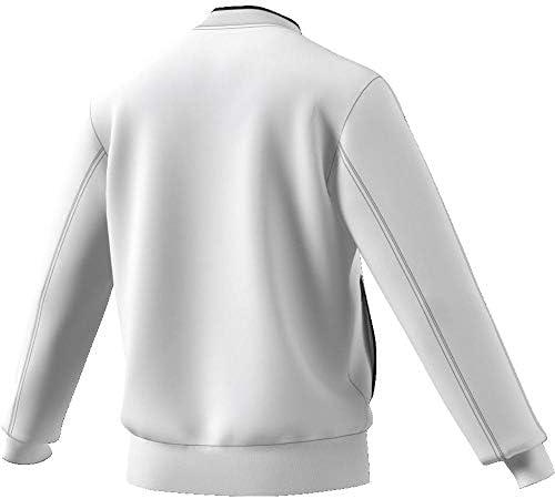 adidas Australia Men's Condivo 18 Polyester Jacket, White