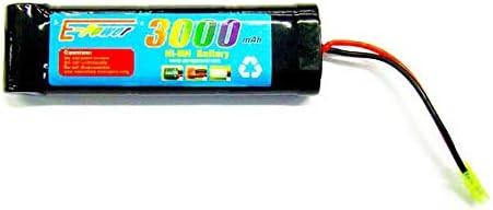 8,4 x 3000 E-TANG Power Batterie Ni-MH 8,4 V x 3000 mAh