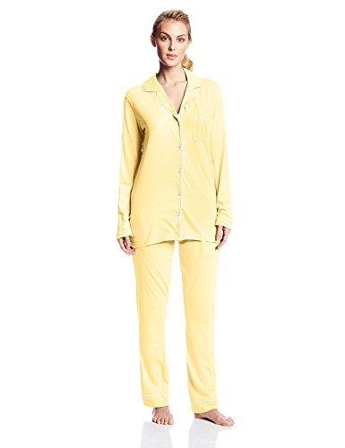 Yellow Womens Pajamas - 1