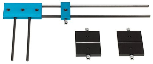 Align-Rite DG-101 Drill Guide with 3/16-Inch Holes for 12-Inch Drawers and Doors