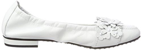 Kennel En Schmenger Vrouwen Malu Gesloten Ballerinas, Witte (bianco)
