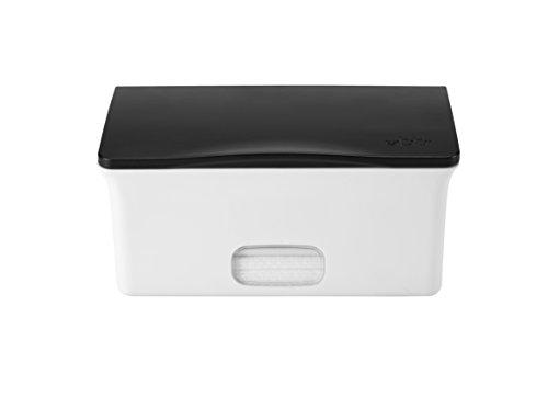 Ubbi Wipes Dispenser, Black - Black Dispenser