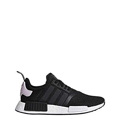 adidas Womens NMD_R1 W Black/White/Pink - B37649 (6)