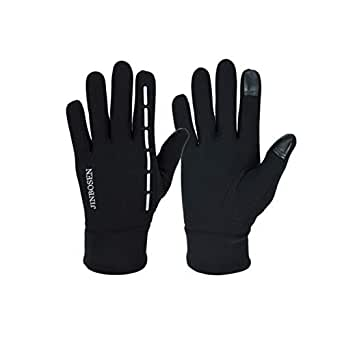 Amazon.com: Plus Velvet Warm Gloves Men's Winter Riding