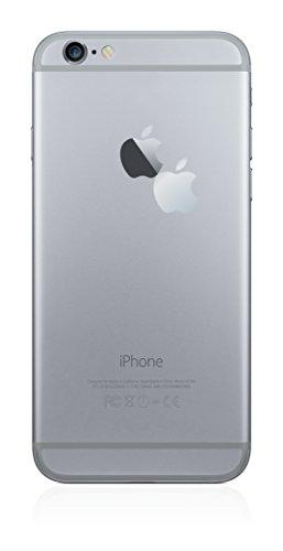 upscreen Bacteria Shield Clear Pellicola Protettiva per Apple iPhone 6 Plus (Logo sulla parte posteriore) Proteggi Schermo Antibatterica