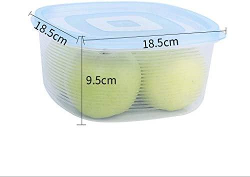 RANGSTOCKRR Caja de Almacenamiento de Alimentos apilable con ...