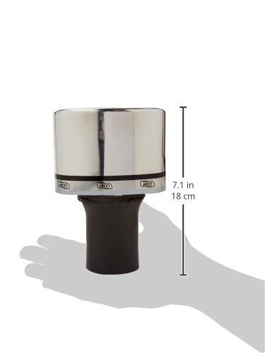 / 50/ /1/ /installazione/ lunghezza: 85/mm/ /35/ Ulter Sport N1/ /Inox /Finitura di scarico ovale /Ø105/x 55/mm