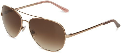 Kate Spade Avaline/S Sunglasses - 0AU2 Rose Gold (Y6 Brown Gradient Lens) - - Kate Glasses Gold Spade