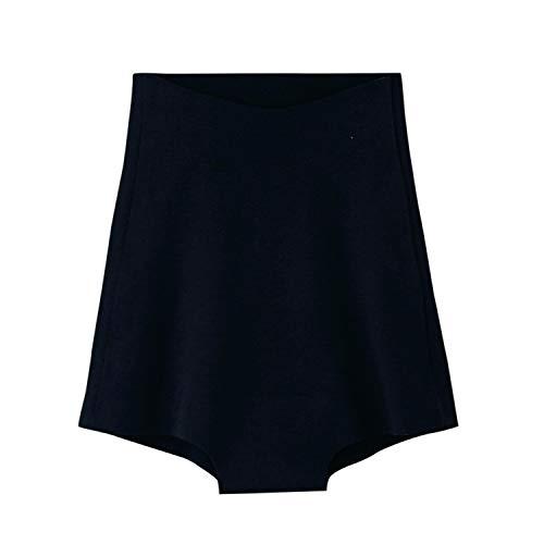 [군제] 팬티 키레이라보 완전 무 봉제 따뜻한 면혼방기모 1부길이 KL9962 여성