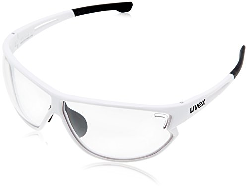 Uvex Sportstyle 810 V Photochromic Sunglasses White, One ...
