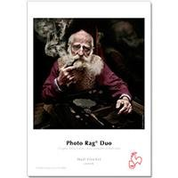 - Hahnemuhle 8.5 x 11 In. Photo Rag Duo Matte FineArt Paper (25 Sheets)