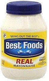 Best Foods REAL Mayonnaise - BONUS! 30oz jar (4 jars) by Best Foods by Best Foods